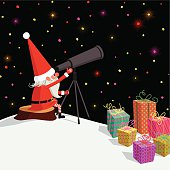 Santa Claus has prepared gifts for the entire universe.