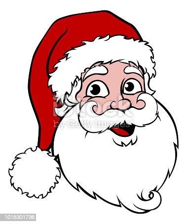 istock Santa Claus 1015301736