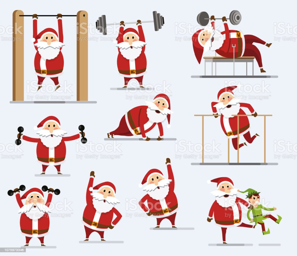 Santa Claus Stock Illustration Download Image Now Istock