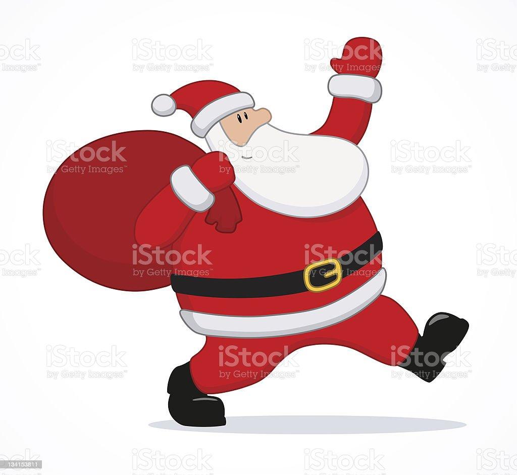 Santa Claus – Vektorgrafik
