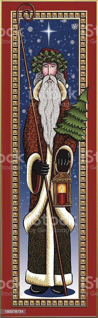 Santa Claus royalty-free santa claus stock vector art & more images of christmas