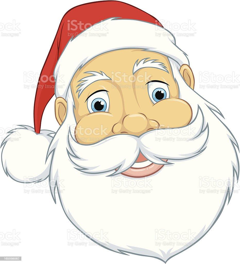 Santa Claus royalty-free santa claus stock vector art & more images of beard