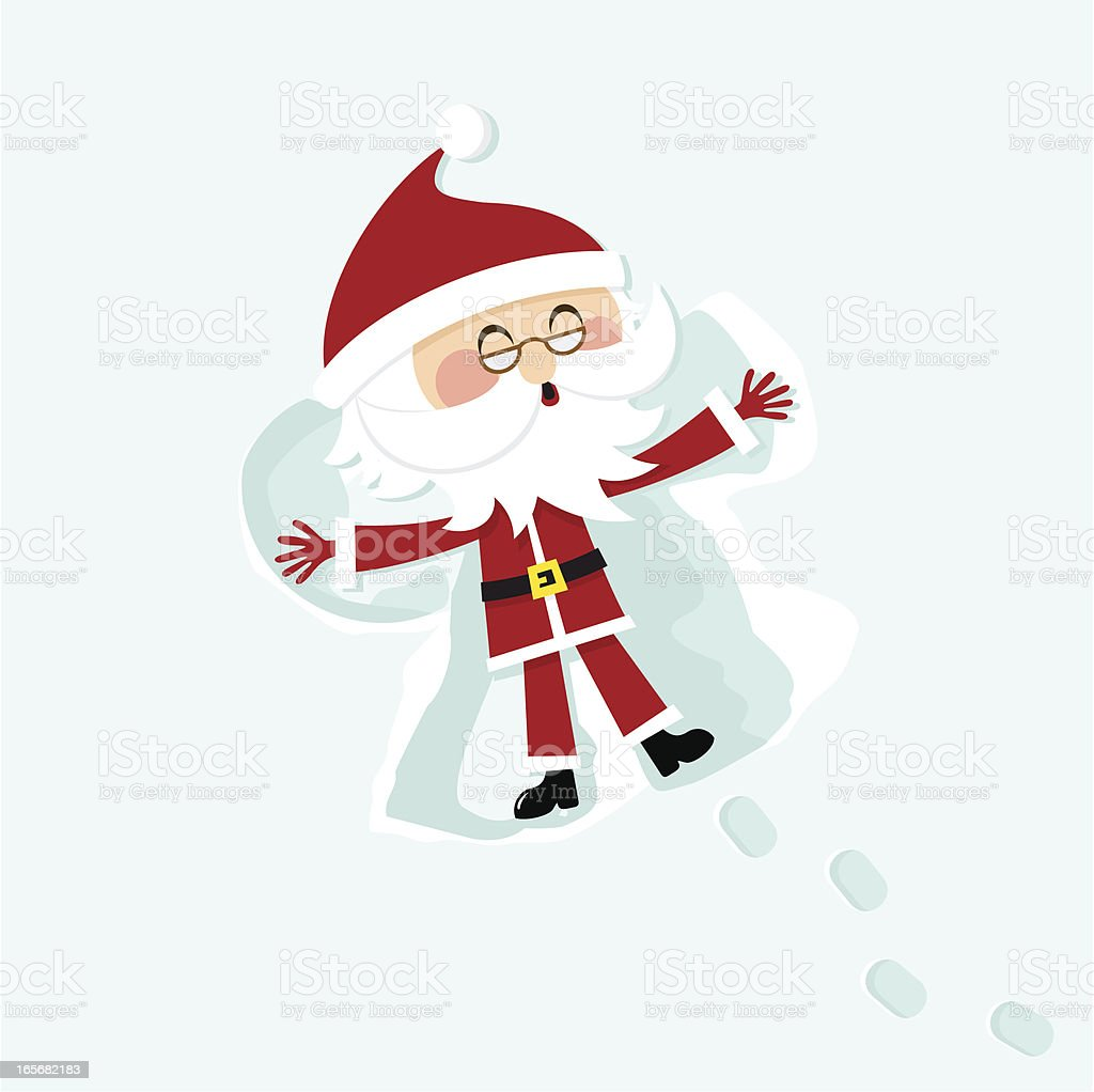 Santa Claus royalty-free santa claus stock vector art & more images of adventure