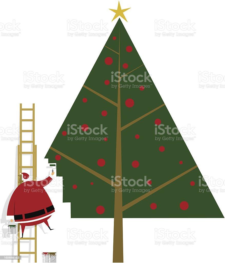 Santa Claus - Illustration vectorielle