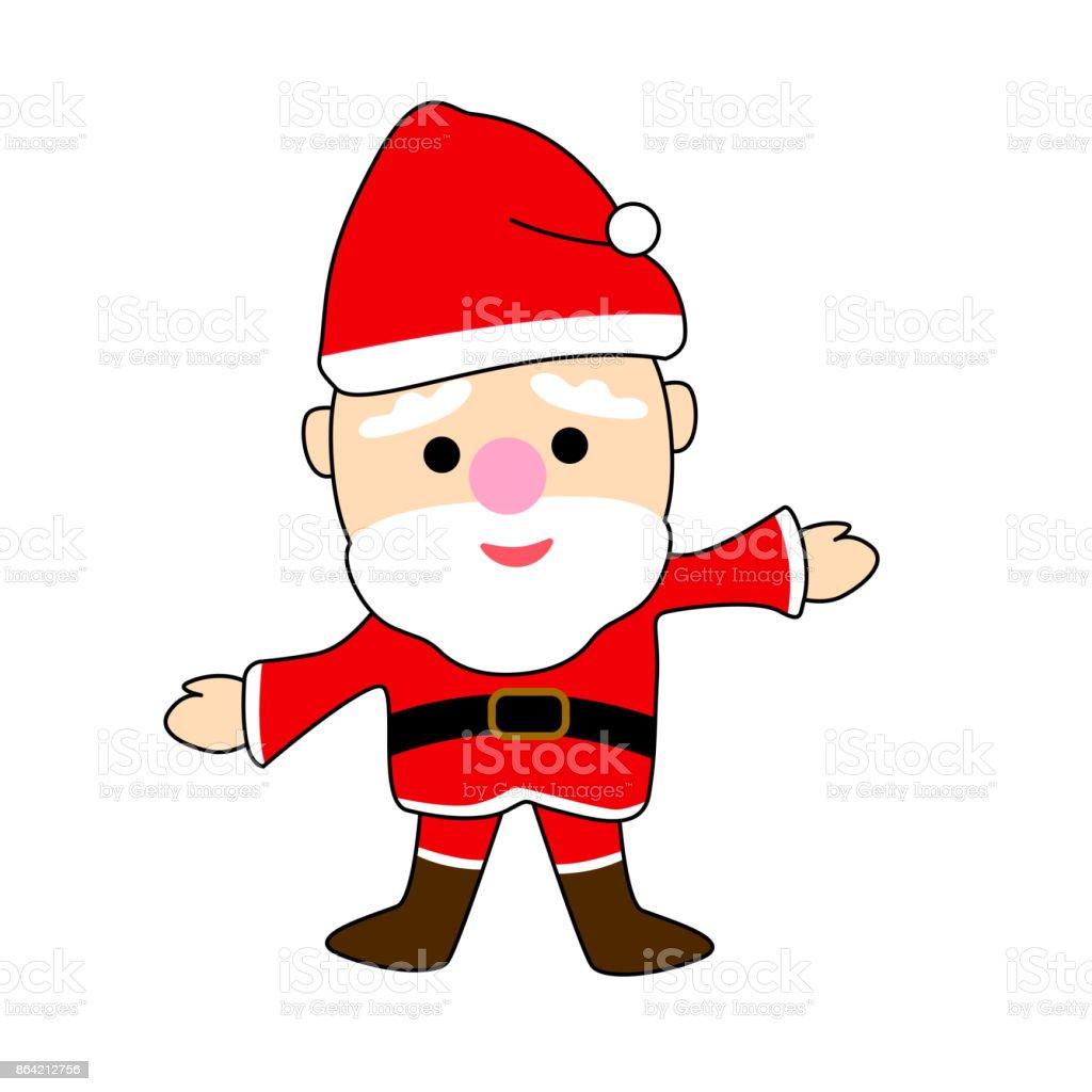 Santa Claus royalty-free santa claus stock vector art & more images of characters