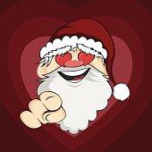 Santa Faces