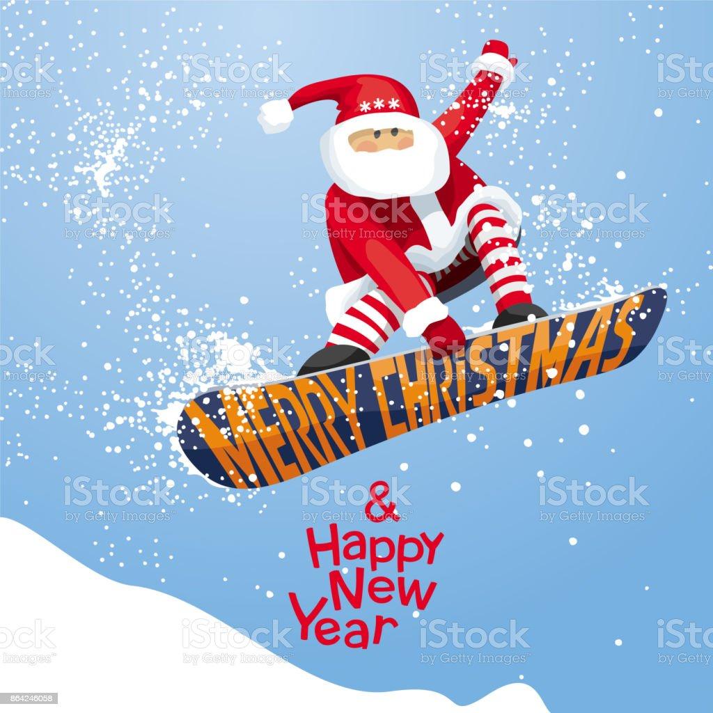 Santa grabs royalty-free santa grabs stock vector art & more images of arts culture and entertainment