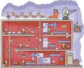 Santa's Toy Factory