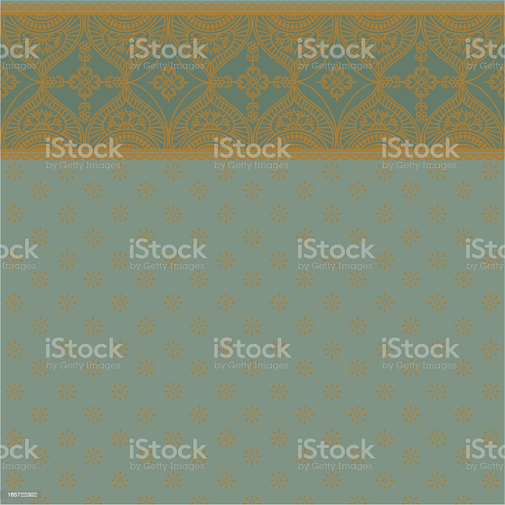Sari Square - Blue royalty-free sari square blue stock vector art & more images of backgrounds