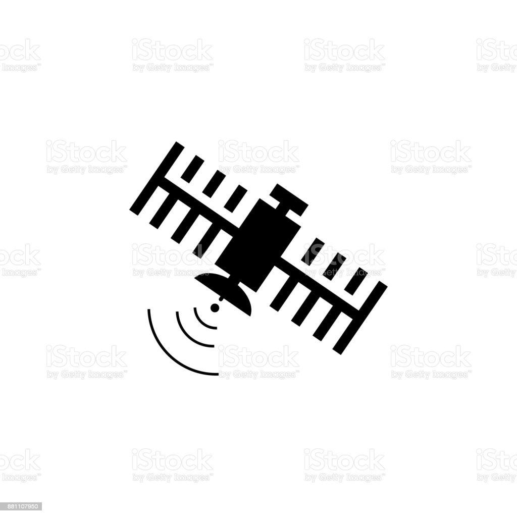 Satellite icon media element icon premium quality graphic design satellite icon media element icon premium quality graphic design signs outline symbols buycottarizona Choice Image