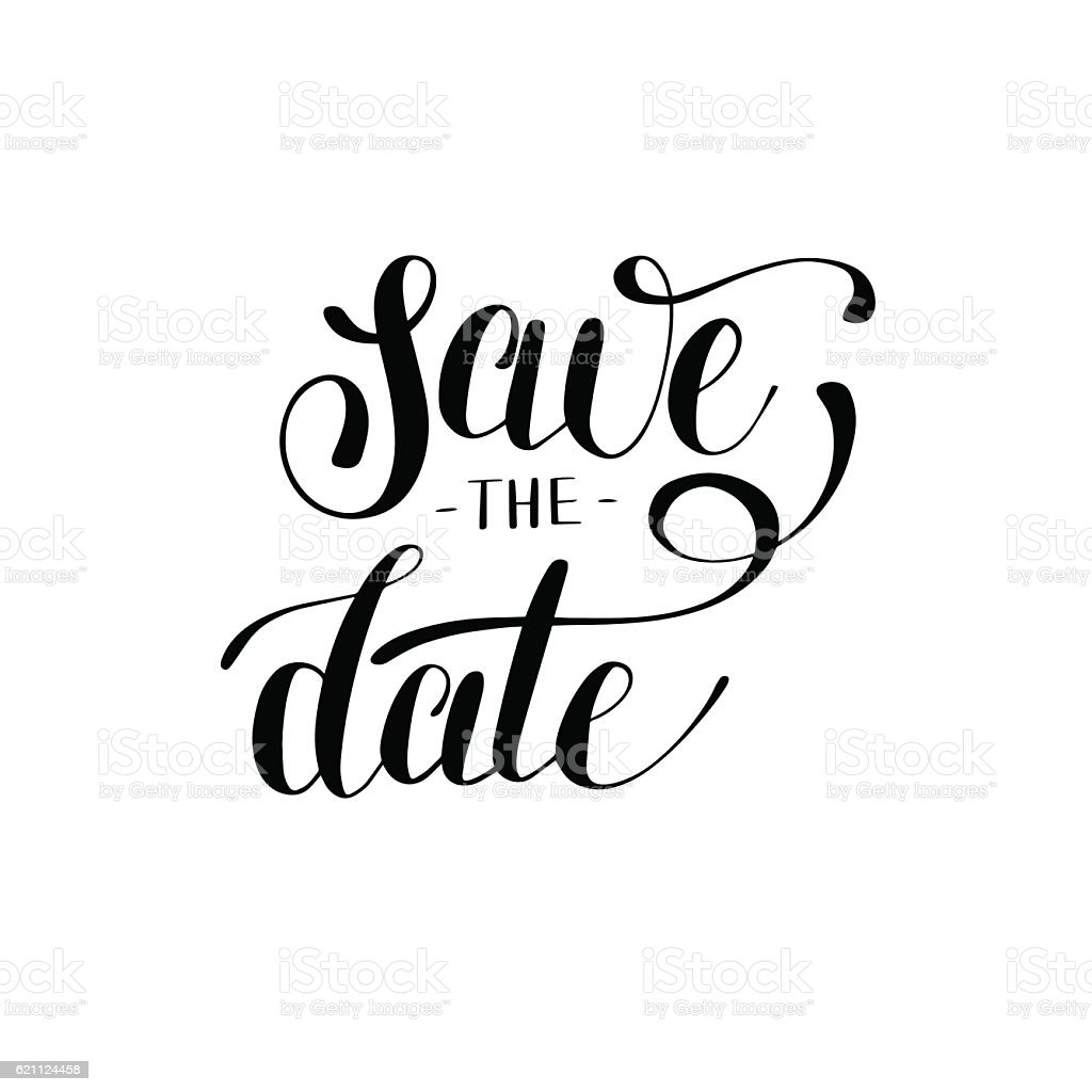 royalty free save the date words clip art vector images rh istockphoto com save the date clip art template save the date clip art free