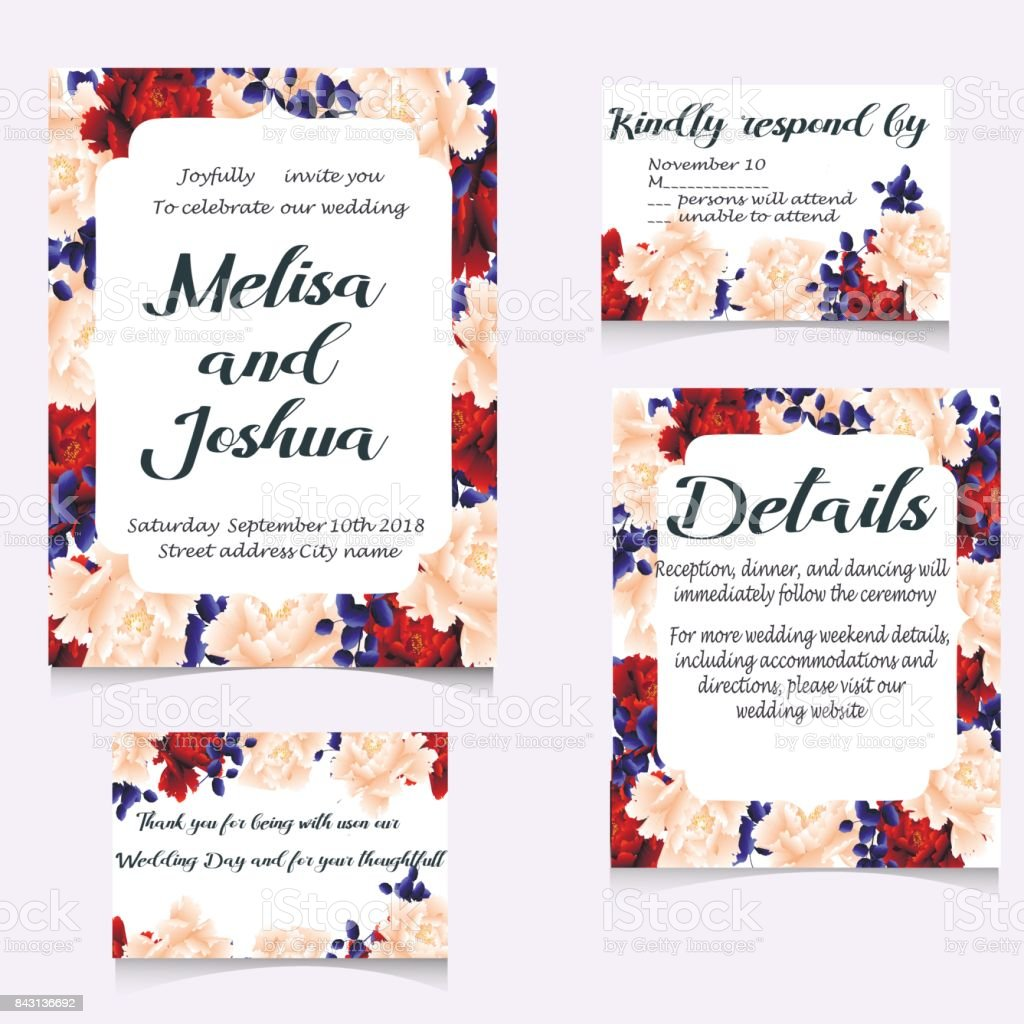 Save the date cards wedding invitation stock vector art more save the date cards wedding invitation royalty free save the date cards wedding invitation stopboris Image collections