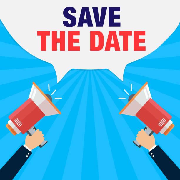 save the date - save the date stock-grafiken, -clipart, -cartoons und -symbole