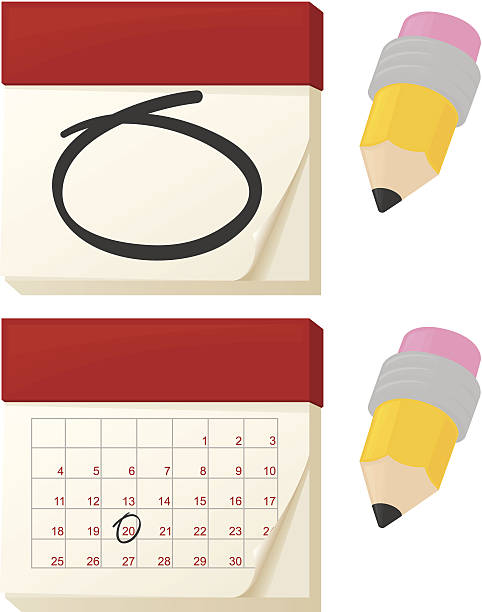 save the date - save the date calendar stock illustrations, clip art, cartoons, & icons
