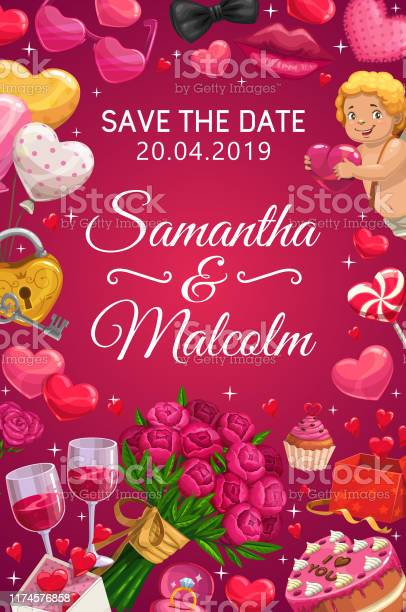 Save the date wedding party heart balloon flowers vector id1174576858?b=1&k=6&m=1174576858&s=612x612&h=adl3k0kov7kpddr1vjn1 tb ufhog9p6fqfmzwuwz5e=