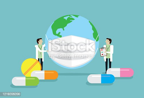 istock Save the world 1219205200