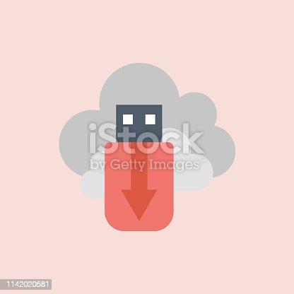 Cloud Computing, Data, Circle, Technology, Working