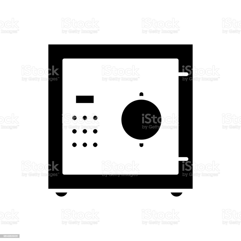 Savings in cash black icon concept. Savings in cash flat  vector symbol, sign, illustration. royalty-free savings in cash black icon concept savings in cash flat vector symbol sign illustration stock vector art & more images of backgrounds