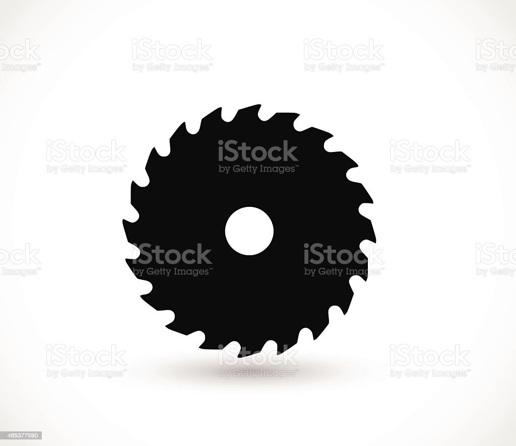 royalty free saw blade clip art vector images illustrations istock rh istockphoto com saw blade clip art black and white flat round saw blade clip art