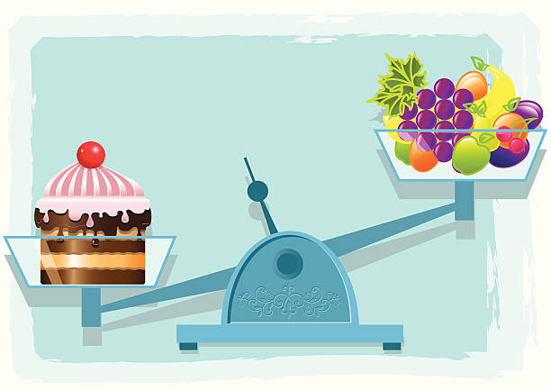 obst und kuchen - pflaumenkuchen stock-grafiken, -clipart, -cartoons und -symbole