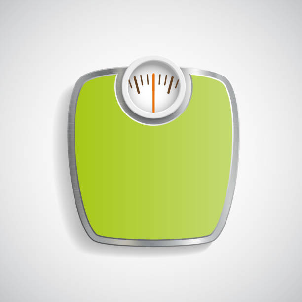 Scales for weighing. Scales for weighing. Vector image. weight stock illustrations