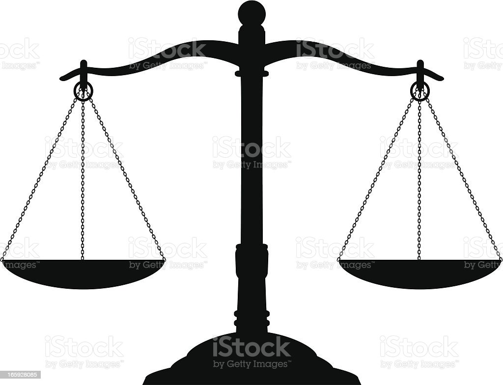 Scales & weight royalty-free scales weight stock vector art & more images of balance