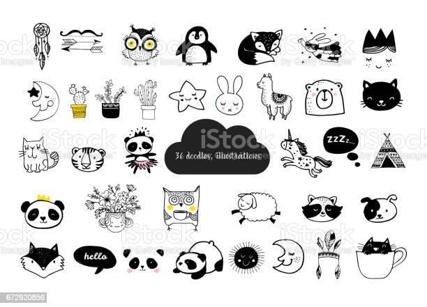 Scandinavian style simple design clean and cute black white of vector id672920856?b=1&k=6&m=672920856&s=612x612&h=7cjnqk87sakb0vfbs1qq2kfnnbbz0ztjrlvnchvdtfk=