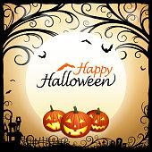 Scary Halloween.