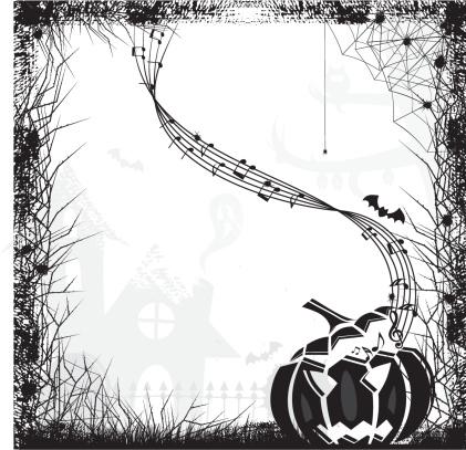 scary music,halloween theme