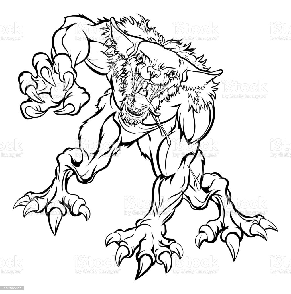 gruselige monster zum ausmalen  malvorlagen