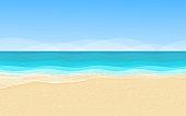 istock Scenery with coastline, sea and blue sky 1314540947