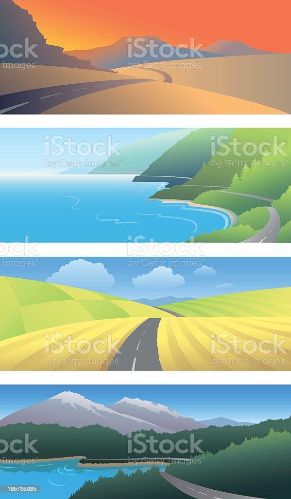 Scenic Panels