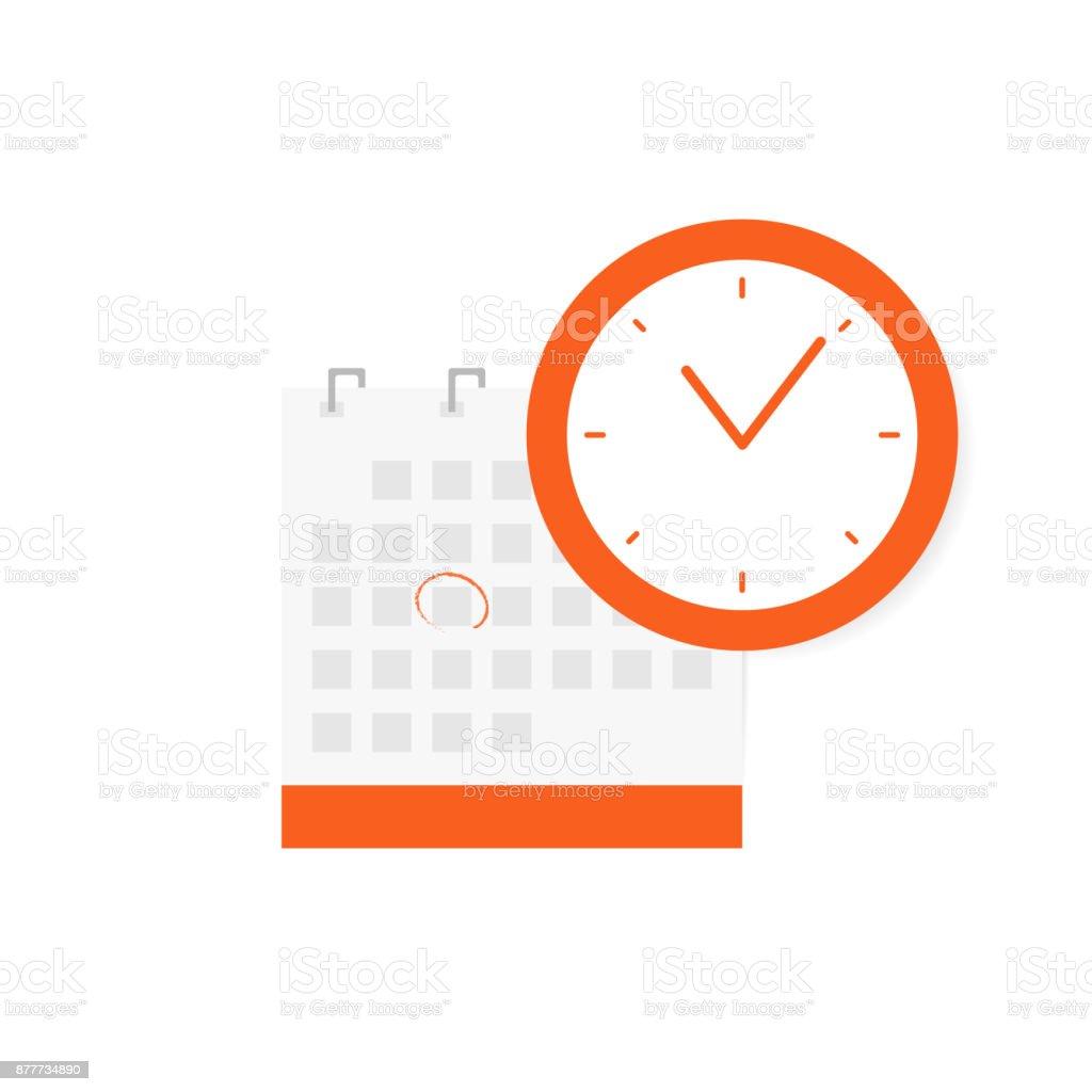 O que significa a palavra schedule