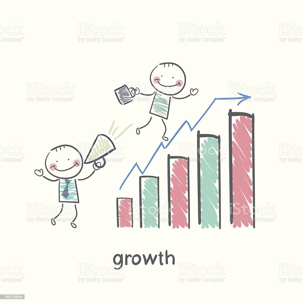 Schedule of profit growth royalty-free schedule of profit growth stock vector art & more images of abstract