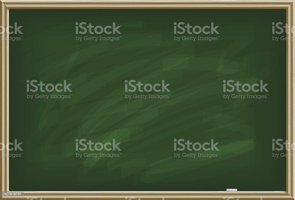 School board vector art illustration