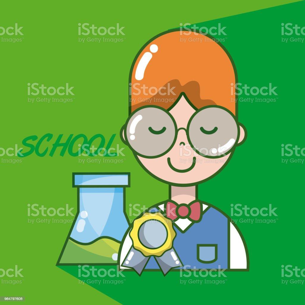 School boy cartoon royalty-free school boy cartoon stock vector art & more images of adult