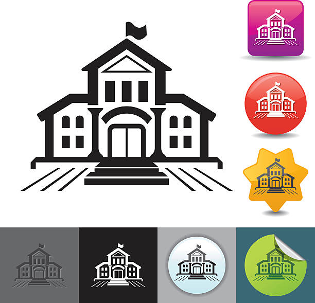 School building icon | solicosi series [u]Solicosi Series:[/u] [b][color=#616065]school building icon[/color][/b]  This icon is available in 8 different variations. Finish your artwork with great visualisation by using clear and well-drawn icons.  Download contains following files: * Adobe eps 10.0 * High res JPG * XL transparent PNG  [i]! note: transparencies were used.[/i]  [url=/file_search.php?action=file&lightboxID=12217816][img]http://i311.photobucket.com/albums/kk470/plumo-30/solicosi_banner.jpg[/img][/url] schoolhouse stock illustrations
