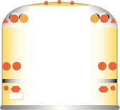 School Bus Frame C