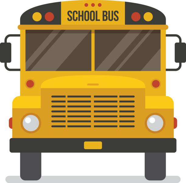 School Bus Driver Clip Art, Vector Images & Illustrations ...