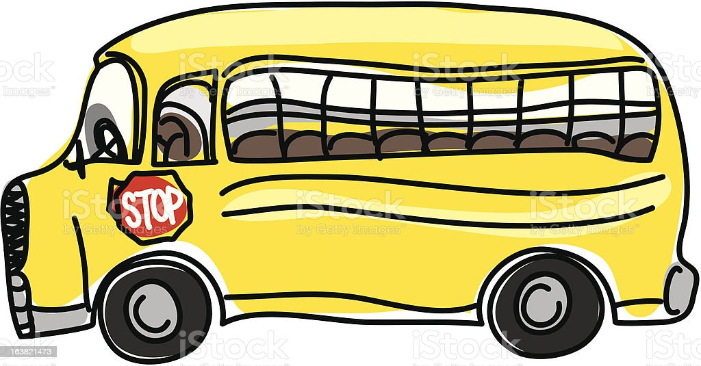 School Bus royalty-free school bus stock vector art & more images of bus