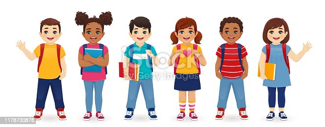 istock School children set 1178730878