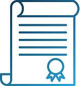 school elementary school kids diploma certificate design template
