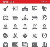 School Icons - Set 2