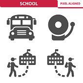istock School Icons 931395138