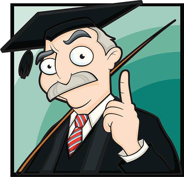 Royalty Free Mean Teacher Clip Art, Vector Images ...