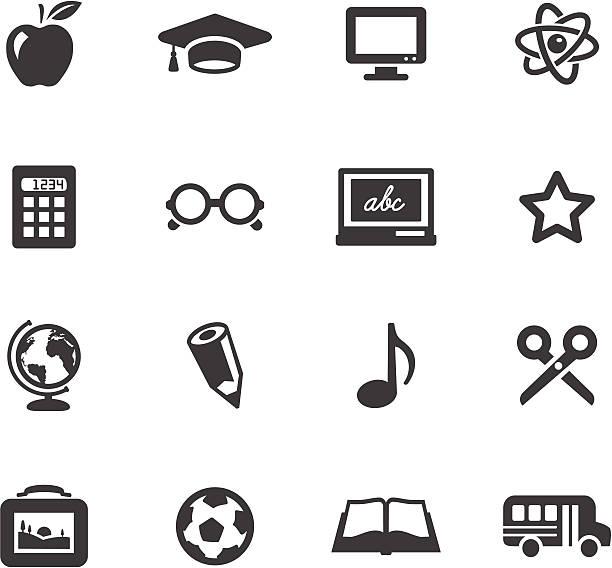 school symbols - lunch box stock illustrations, clip art, cartoons, & icons
