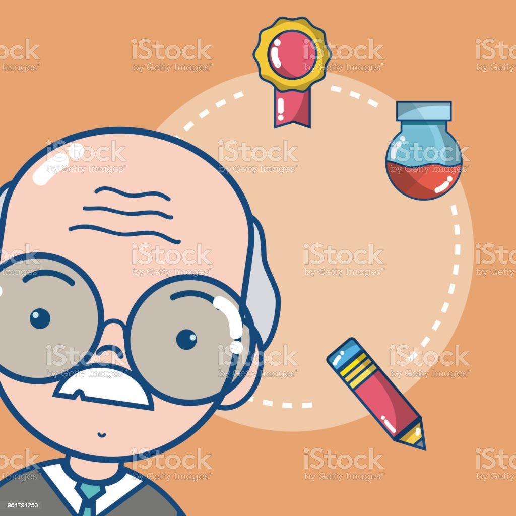 School teacher cartoon royalty-free school teacher cartoon stock vector art & more images of adult