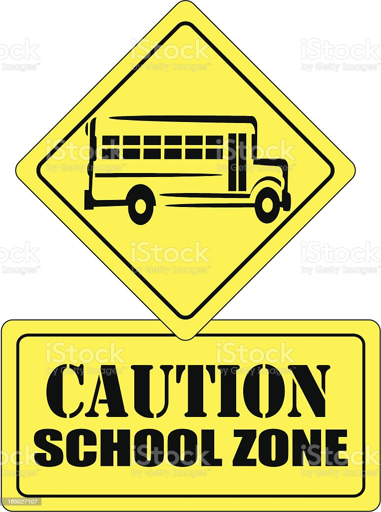 School Zone (vector)