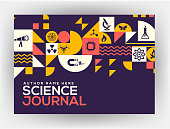 Science cover design