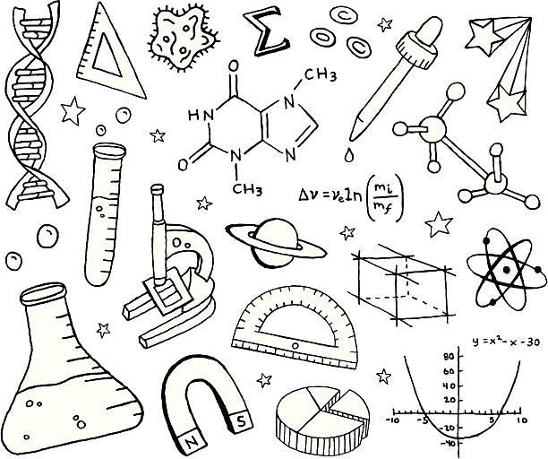 理科実験 イラスト素材 Istock